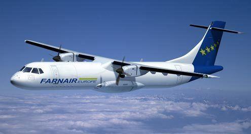 ATR 72 Plane Atr ATR72
