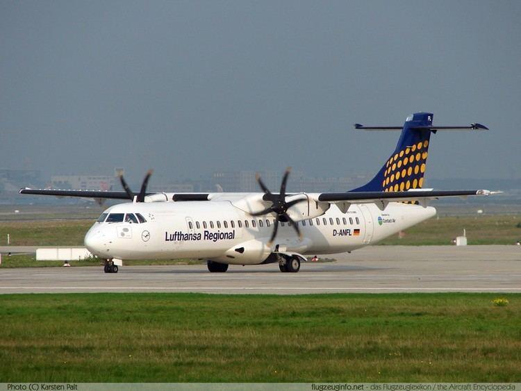 ATR 72 ATR Avions de Transport Regional ATR 72 Specifications