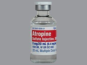 Atropine atropine injection Uses Side Effects Interactions Pictures