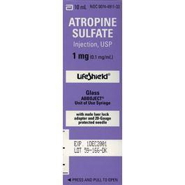 Atropine Greater Miami Valley EMS Council Virtual Drug Bag Atropine