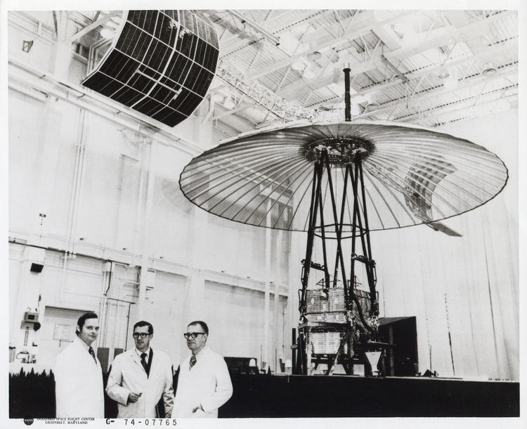 ATS-6 NASA ATS