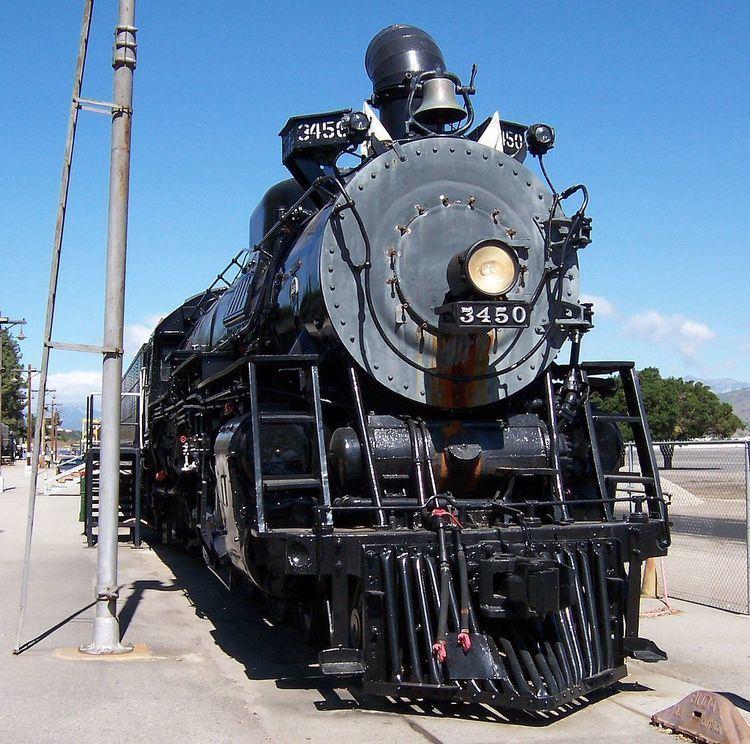 ATSF 3450 class