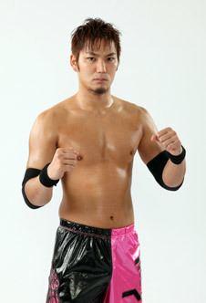 Atsushi Kotoge World Showcase Atsushi Kotoge Wrestling Heads