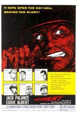 Attack (1956 film) Attack 1956 film Wikipedia