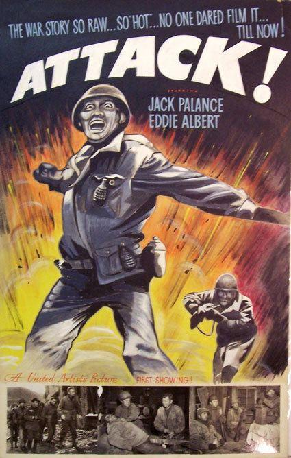 Attack (1956 film) Attack 1956