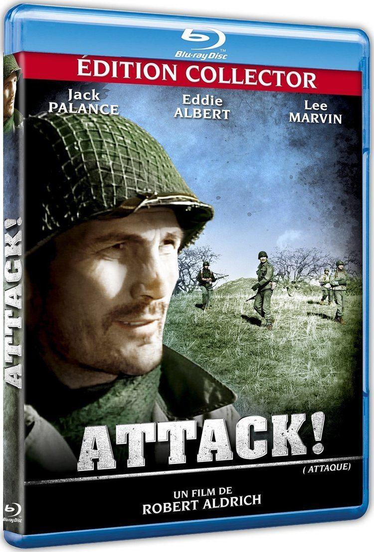 Attack (1956 film) Attack 1956 720p BluRay DD20 x264DON High Definition For Fun