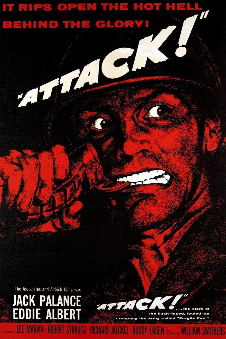 Attack (1956 film) wwwgstaticcomtvthumbmovieposters2034p2034p