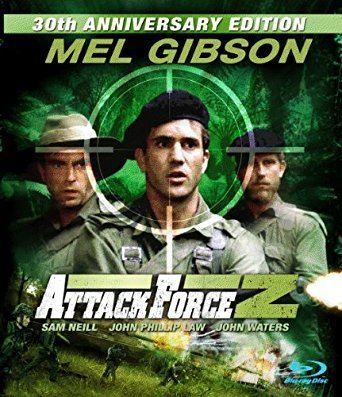 Attack Force Z Amazoncom Attack Force Z Anniversary Edition Bluray Gibson