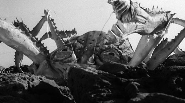 Attack of the Crab Monsters Attack of the Crab Monsters 1957 Review BasementRejects
