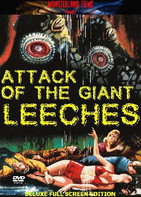 Attack of the Giant Leeches Picture of Attack of the Giant Leeches