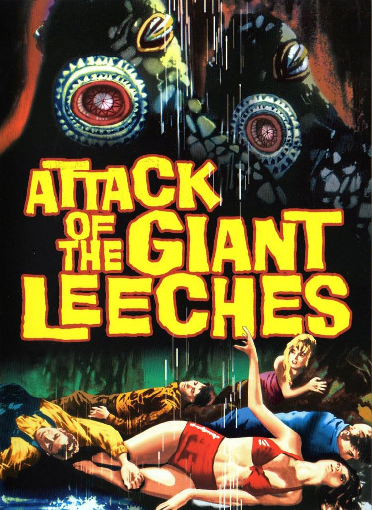 Attack of the Giant Leeches Attack of the Giant Leeches SGL Entertainment Releasing