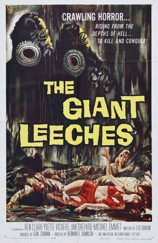 Attack of the Giant Leeches Attack of the Giant Leeches 1959