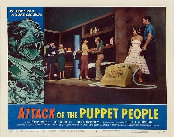 Attack of the Puppet People Attack of the Puppet People 1958