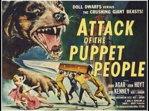 Attack of the Puppet People Attack of the Puppet People 1958 Full Movie YouTube