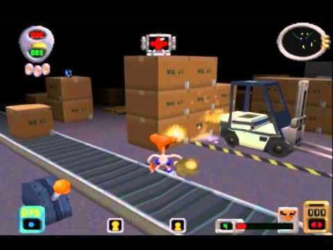 Attack of the Saucerman Tray plays Attack of the Saucerman PS1 YouTube