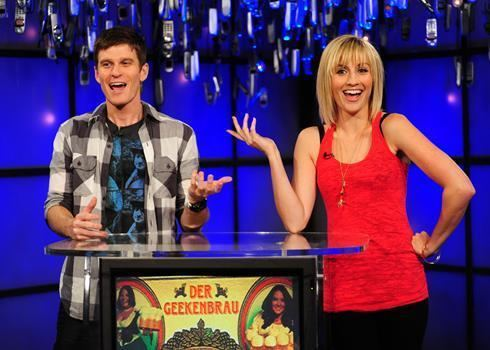 Attack of the Show! Press Attack of the Show Jon and Al