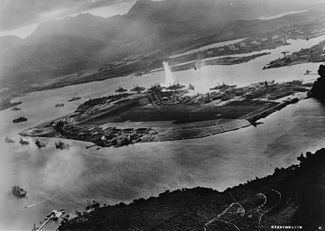 Attack on Pearl Harbor Attack on Pearl Harbor Wikipedia