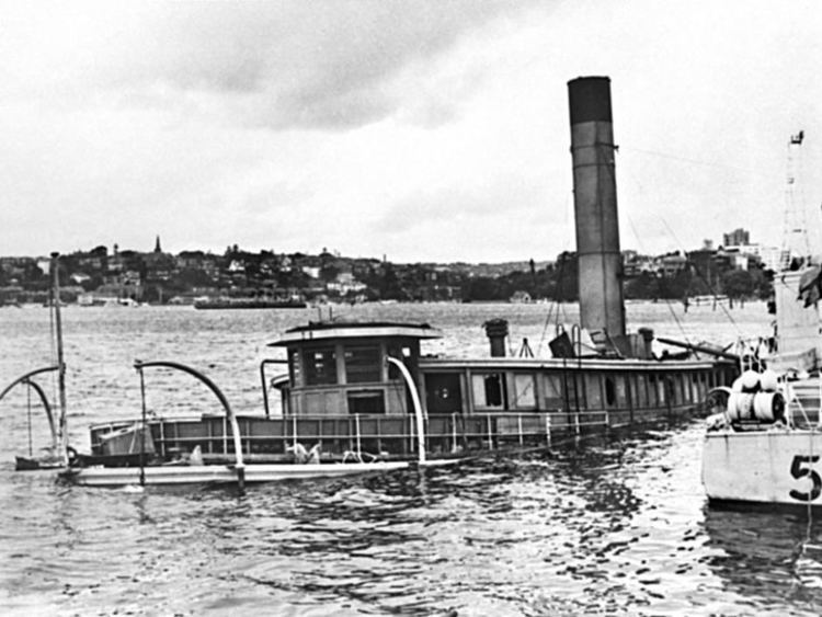 Attack on Sydney Harbour Soryu submarine arrives in Sydney Harbour first Japanese sub to