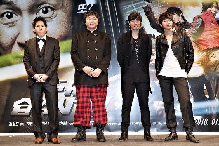 Attack the Gas Station 2 Attack the Gas Station 2 Korean Movie 2009 2