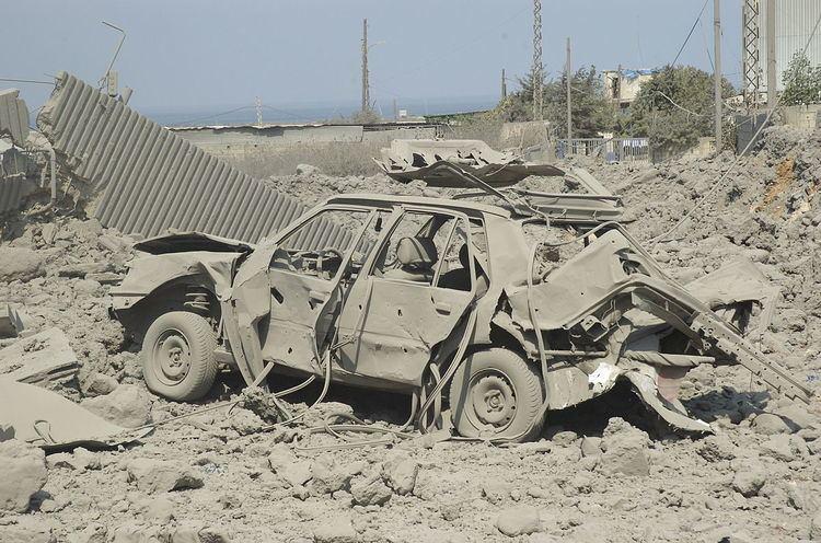 Attacks on civilian convoys in the 2006 Lebanon war