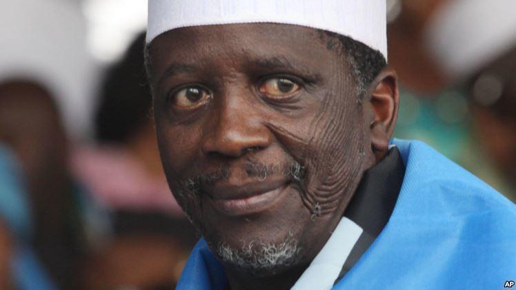 Attahiru Bafarawa EFCC can39t intimidate me to dump Dasuki ExGov Bafarawa