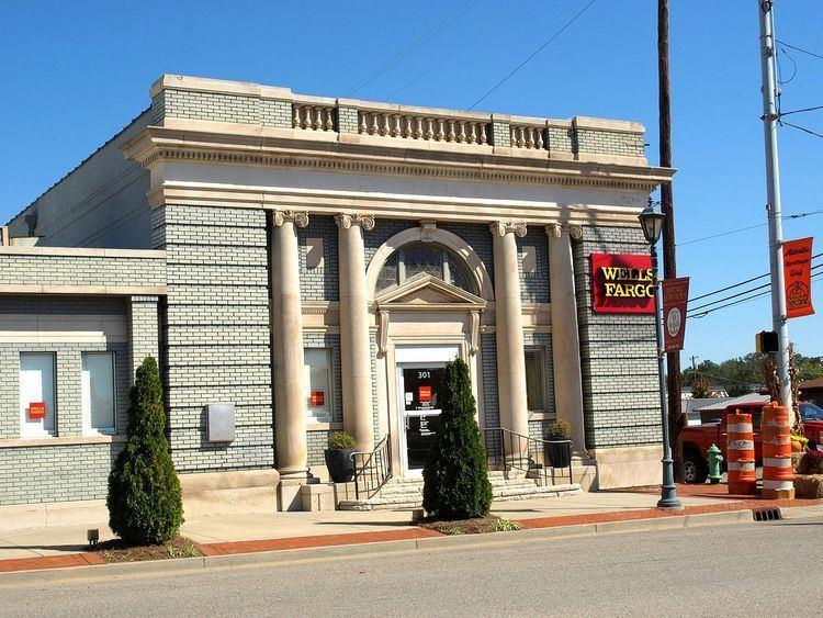 Attalla Downtown Historic District