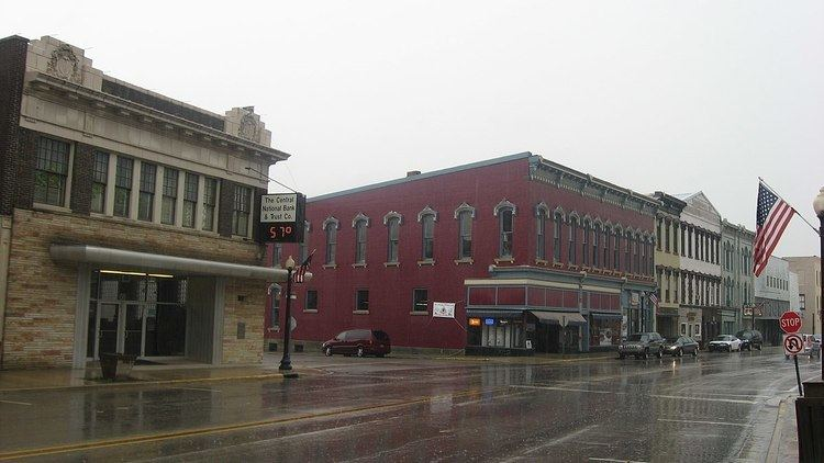 Attica Downtown Historic District
