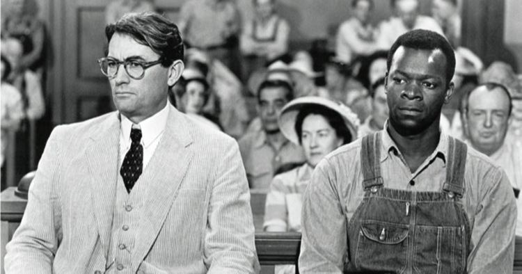 Atticus Finch The Courthouse Ring The New Yorker