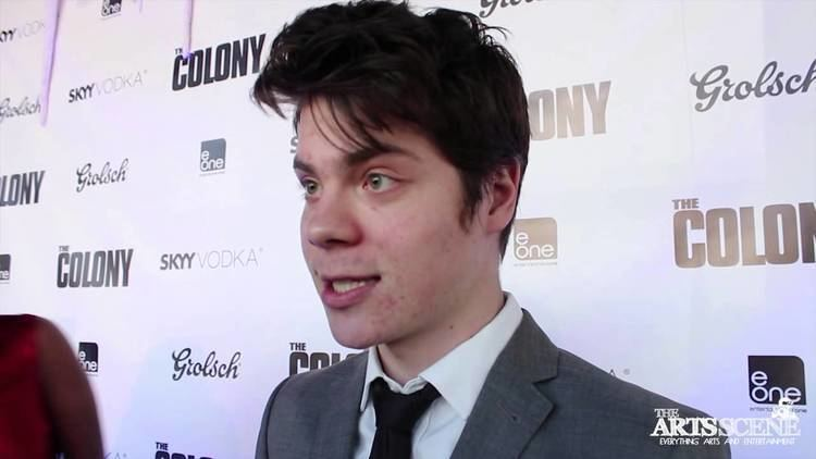 Atticus Mitchell Atticus Mitchell chats about 39The Colony39 YouTube