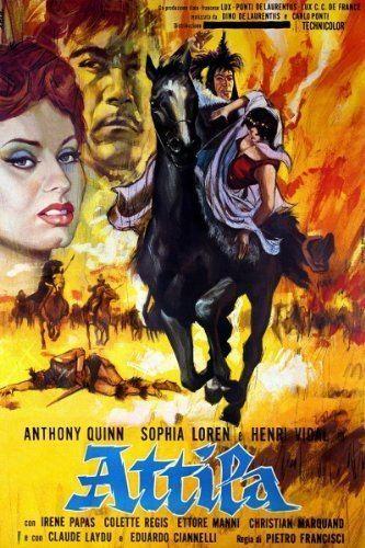 Attila (1954 film) Attila 1954