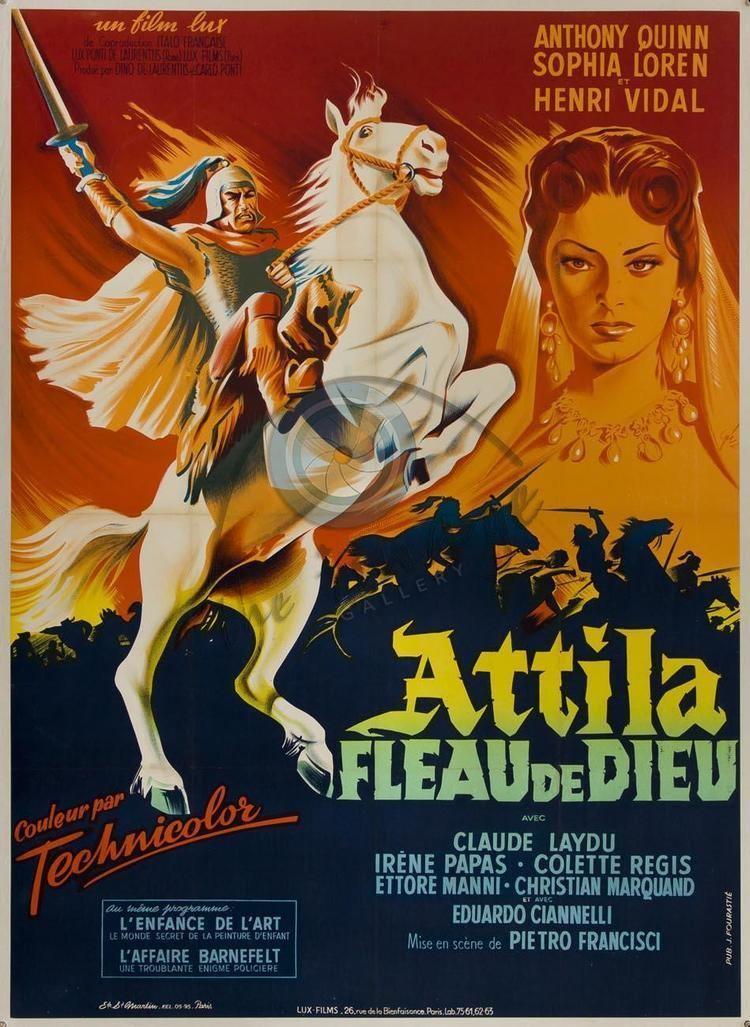 attila 2001 movie wiki