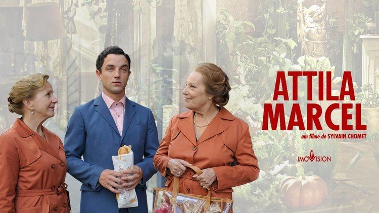 Attila Marcel Attila Marcel Trailer Legendado YouTube