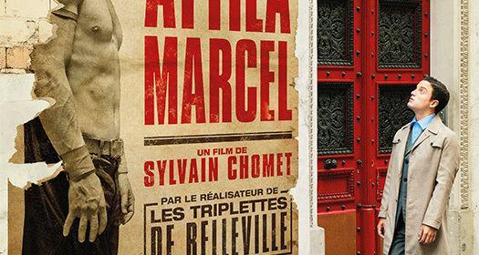 Attila Marcel KSV Film ATTILA MARCEL