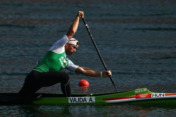 Attila Vajda Attila Vajda Photos Olympics Day 14 Canoe Sprint Zimbio