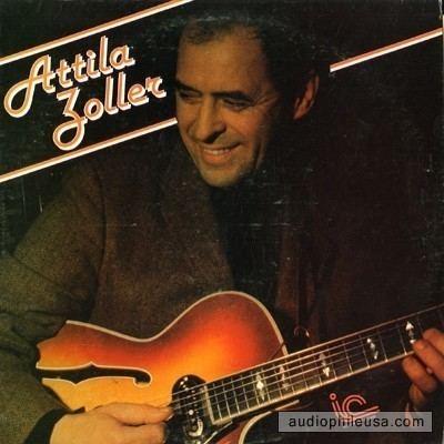 Attila Zoller Attila Zoller Records LPs Vinyl and CDs MusicStack