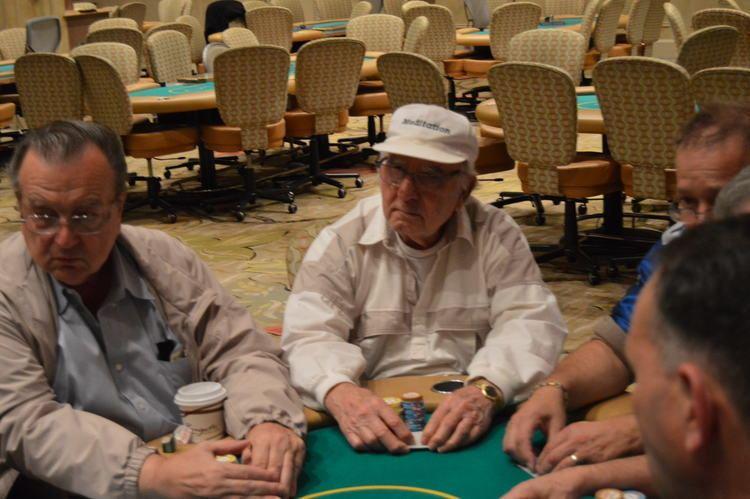 Attilio Bitondo Event 8 6th Place Attilio Bitondo 1964 Fall Poker Open