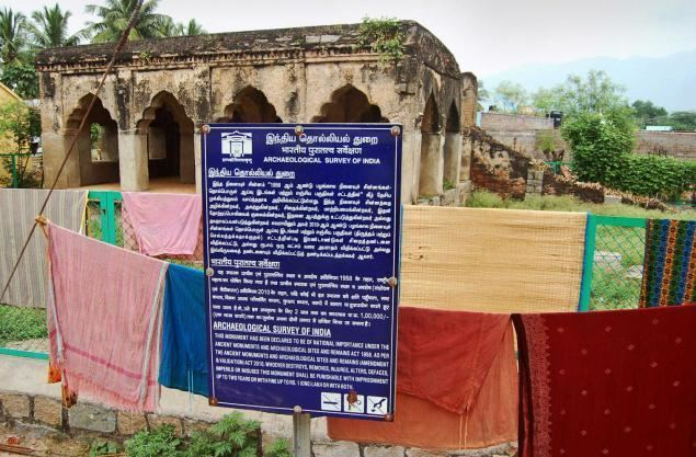 Attur Fort Tamilnadu Tourism Attur Fort Salem