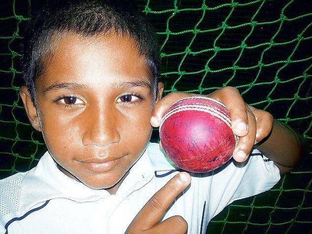 Atul Bedade (Cricketer) playing cricket