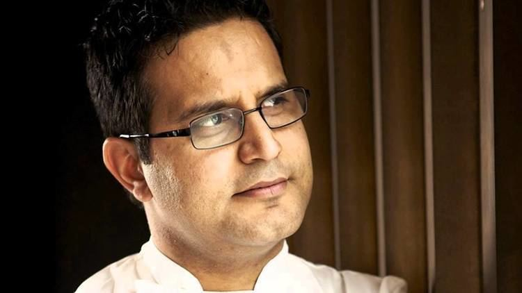 Atul Kochhar Interview with Atul Kochhar about Curries of the World