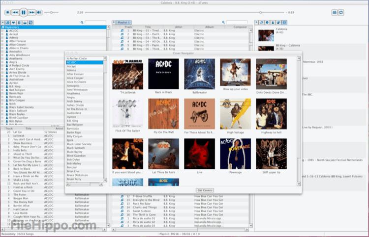 ATunes Download aTunes 312 FileHippocom