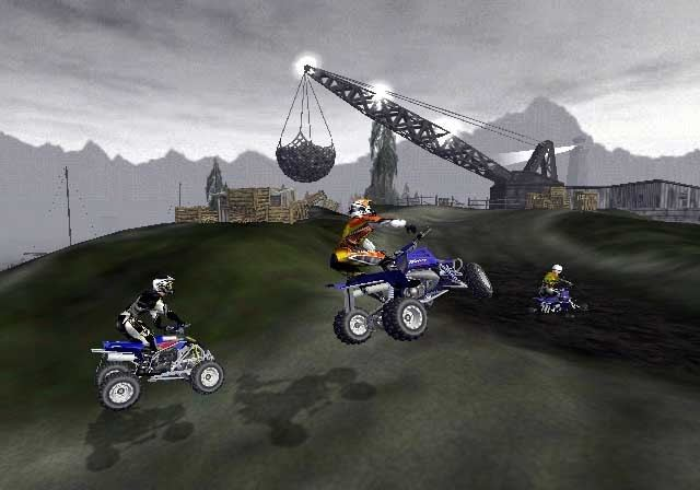 ATV Offroad Fury 2 The Next Levelquot Game Review ATV Offroad Fury 2