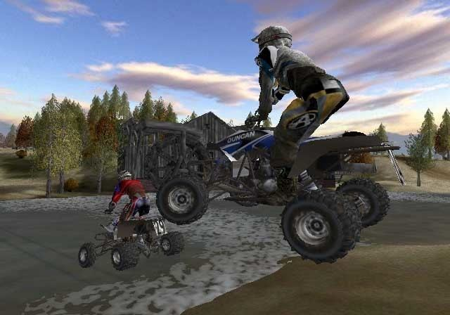 ATV Offroad Fury 2 ATV Offroad Fury 2 Sony Playstation 2 Game