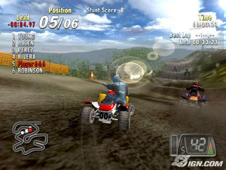 ATV Offroad Fury 3 ATV Offroad Fury 3 IGN
