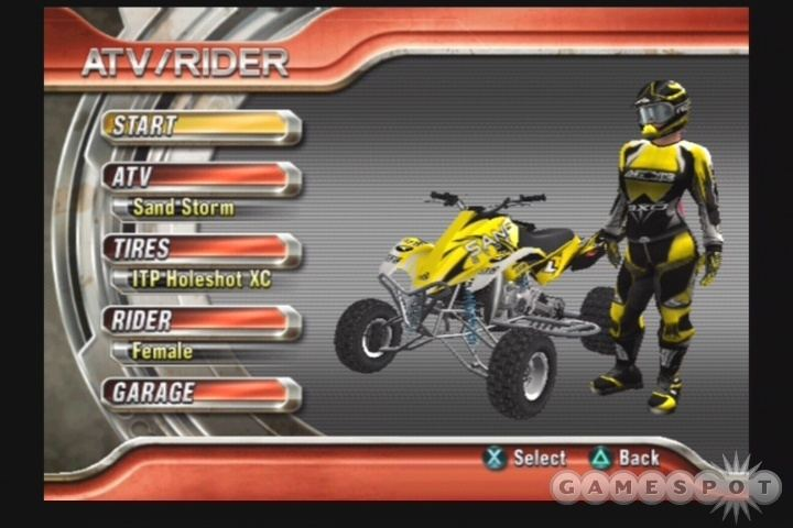 ATV Offroad Fury 3 ATV Offroad Fury 3 Review GameSpot