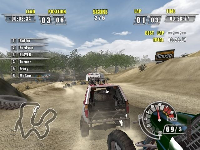 ATV Offroad Fury 4 ATV Offroad Fury 4 Review Preview for PlayStation 2 PS2