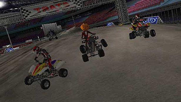 ATV Offroad Fury: Blazin' Trails ATV Offroad Fury Blazin39 Trails USA ISO lt PSP ISOs Emuparadise