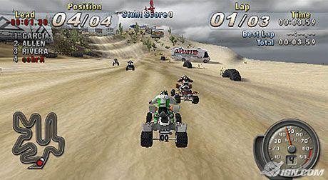 ATV Offroad Fury: Blazin' Trails ATV Offroad Fury Blazin39 Trails IGN
