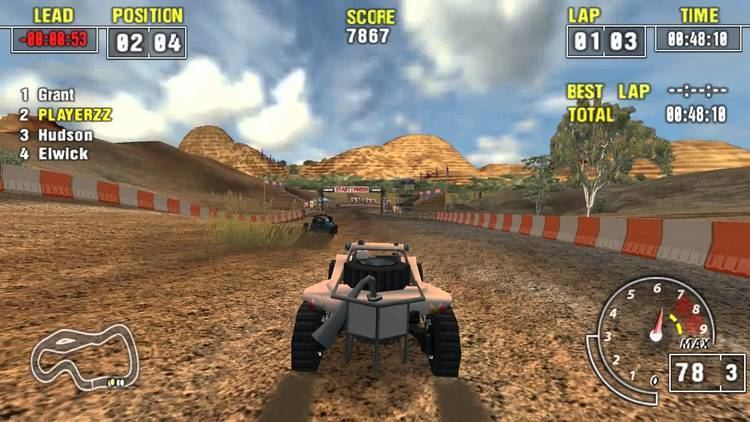 ATV Offroad Fury Pro PPSSPP Emulator 098 ATV Offroad Fury Pro 1080p HD Sony PSP