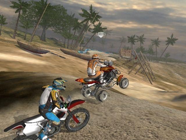 ATV Offroad Fury (series) ATV Offroad Fury 4 HandsOn GameSpot