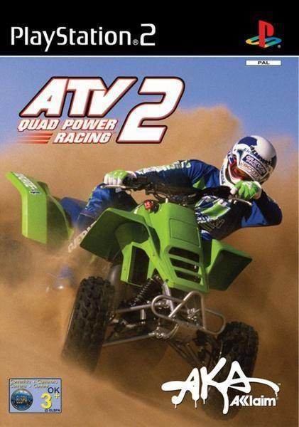 ATV Quad Power Racing 2 ATV Quad Power Racing 2 Box Shot for PlayStation 2 GameFAQs